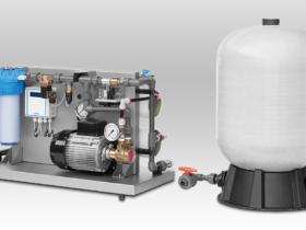 Wasseraufbereitungsanlage PD AX 02-03
